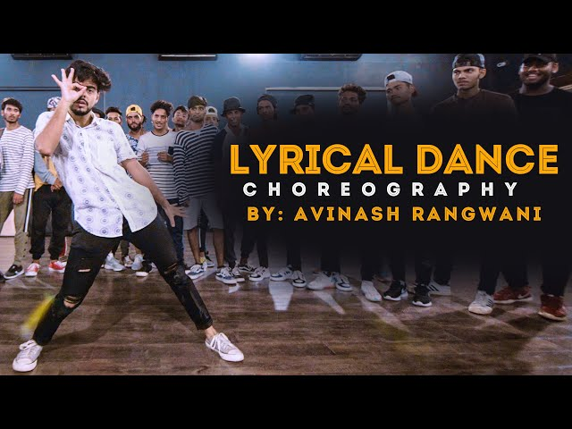 The Kings | Lyrical Dance Choreography | Avinash Rangwani | Kings United