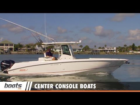 Center Console Boats: Here's What You Need to Know