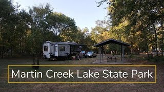Martin Creek Lake State Park | Texas State Parks | Best RV Destination in Texas!!