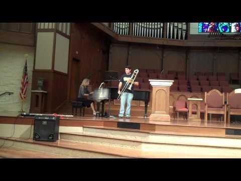 2012 Plano West Trombone Choir