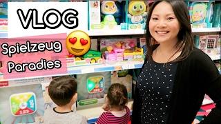 SPIELZEUG Shopping bei Toys'R'us | Auto waschen | Familien Leben | Mamiseelen