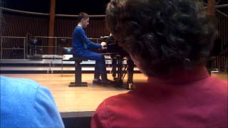 FadoKlavier Zweiter Liveauftritt- Modest Mussorgsky:Eine Nacht auf dem kahlen Berge
