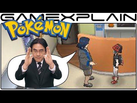 Pokémon Ultra Sun & Ultra Moon's Hidden Tribute to Satoru Iwata