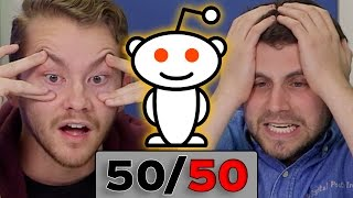We're Never Playing Reddit 50/50 Again