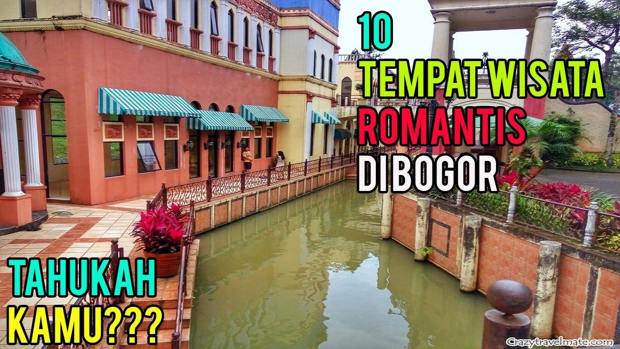 10 TEMPAT WISATA ROMANTIS DI BOGOR