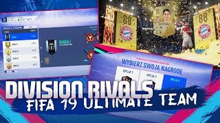 FIFA 19 Ultimate Team | Divison Rivals [O CO CHODZI, NAGRODY]