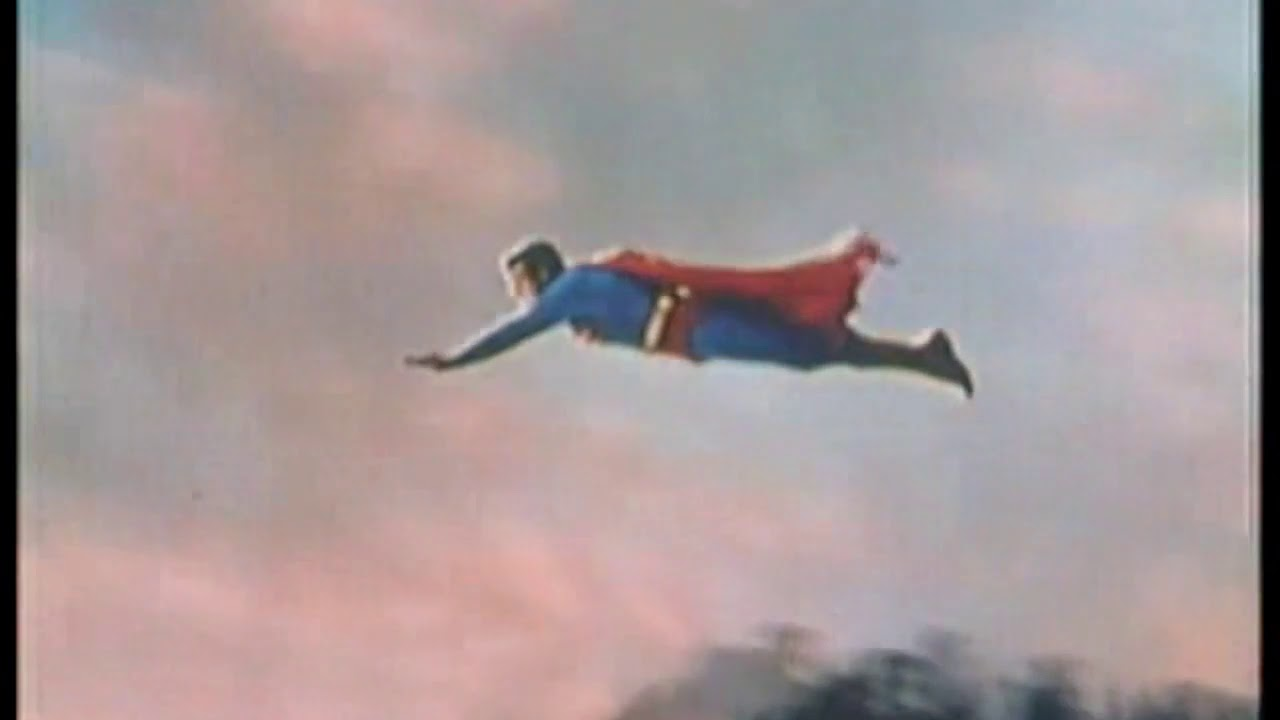The Endless Flying Superman Meme Meme Youtube