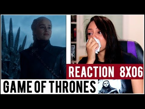 REACTION : Game of Thrones saison 8 épisode 6