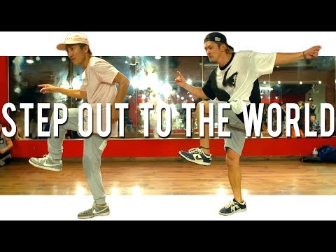 Step Out To The World | Choreography With Hilty & Bosch