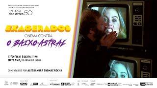 HISTÓRIA PERMANENTE DO CINEMA ESPECIAL EXAGERADOS |  Cinema e Psicanálise | Eu Te Amo