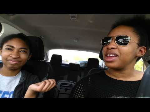In-car Old School Karaoke - Wanna Be A Baller
