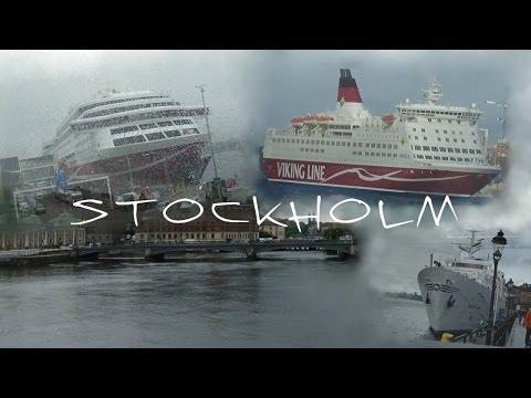 STOCKHOLM 26.5 - 30.5.2016 | M/S Viking Grace | M/S Birger Jarl | M/S Amorella