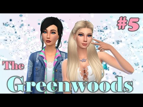 The Sims 4: The Greenwoods / Del 5 / Natklub
