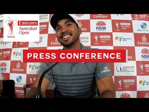 Jason Day Press Conference - 2017 Emirates Australian Open