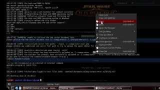 Shell Uploading through SQLMAP