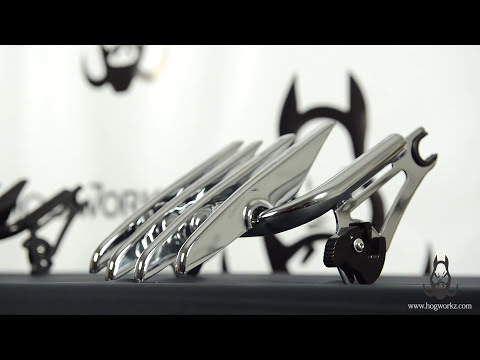 TJMOTO Quick Release Adjustable Motorcycle Backrest Sissy Bar and Luggage Rack for Harley Davidson Touring Models 2009 2010 2011 2012 2013 2014 2015 2016 2017 2018 2019
