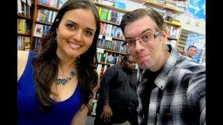 Meeting Danica McKellar & Going To The Wonder Years House !!!
