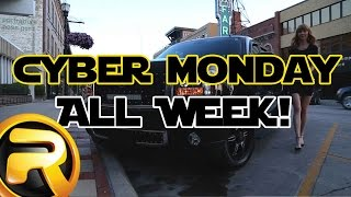 Cyber Monday Deals all Week Long on Truck Accessories