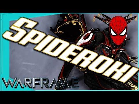 SPIDEROKI - Wall Latch Supreme Tactics [Warframe]