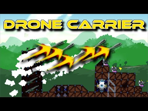 Drone Carrier (Forts Multiplayer) - Forts RTS [93]