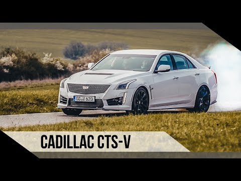 Cadillac CTS-V | 2019 | Test | Review | Fahrbericht | MotorWoche | MoWo