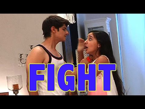 Akshara Sort's Out Fight Between Naksh And Nayara