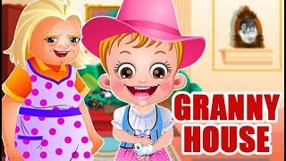 Baby Hazel Granny House by BabyHazelGames