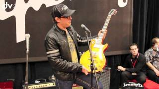 Gibson Paul Kossoff Signature Guitar Joe Bonamassa Demonstration