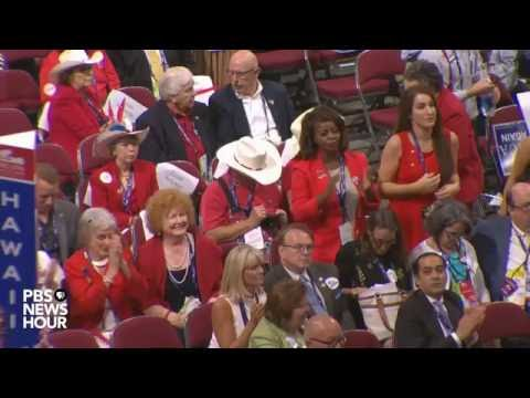Watch Arkansas Gov. Asa Hutchinson speak at the Republican National Convention