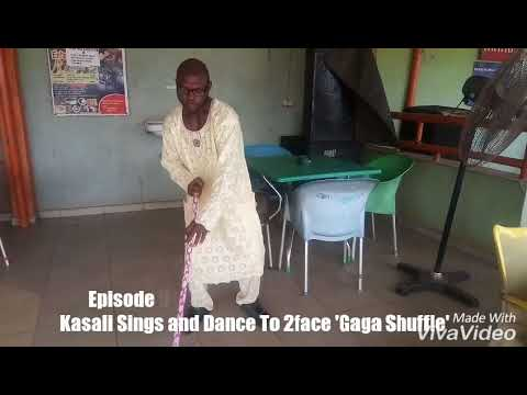 Kasali Sings and Dance To 2face ' Gaga Shuffle' - Episode 9 - Latest Nigerian Comedy