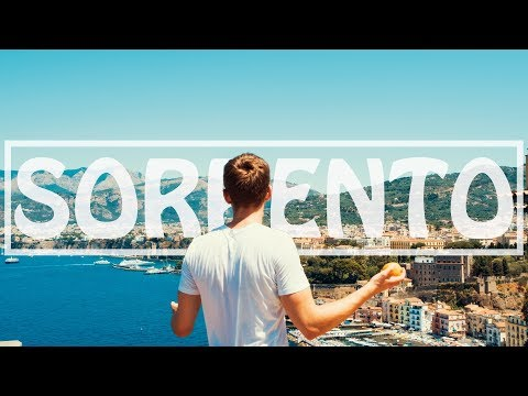 SORRENTO TRAVEL GUIDE (Amalfi Coast)