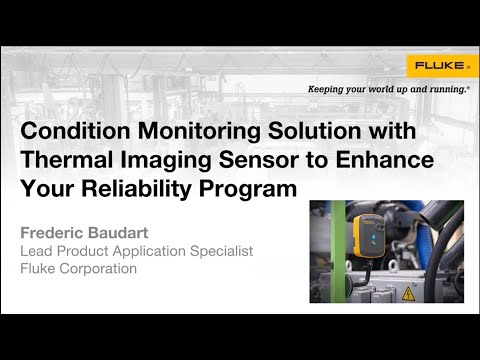 Best Practices Webinar: Condition Monitoring with Thermal Im