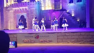 Ishaan - Global village performance