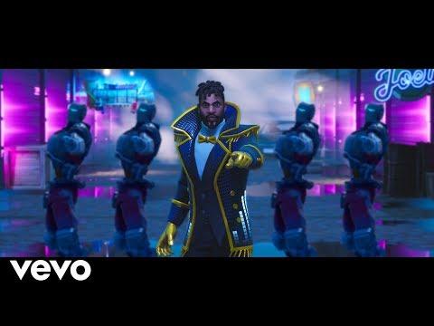 Lil Nas X - Panini  Fortnite   - Remake LilNasX
