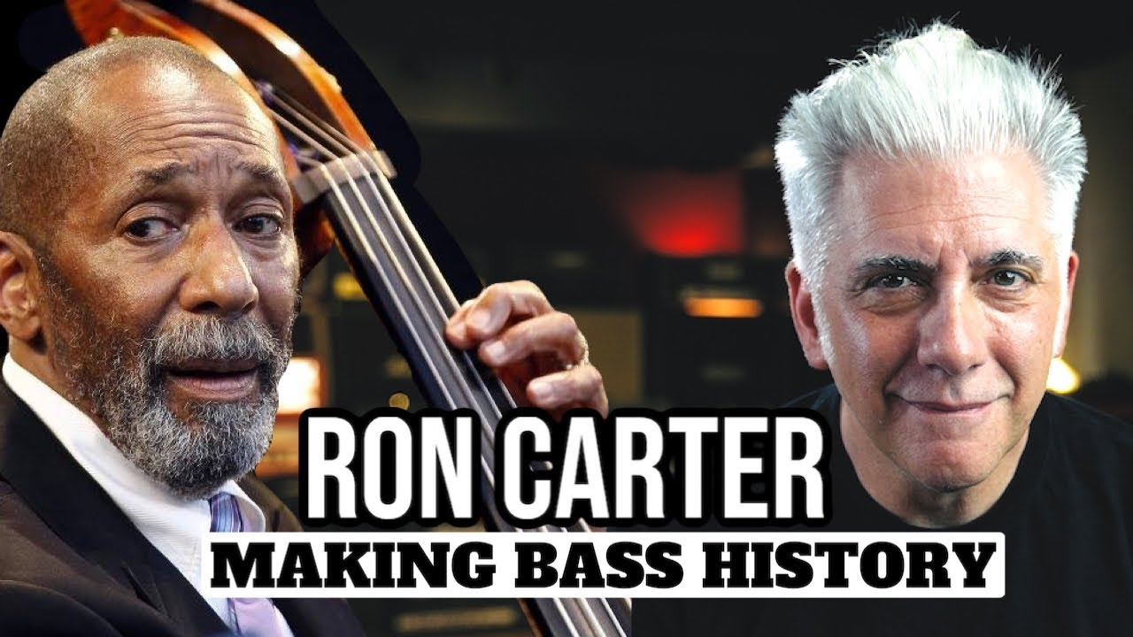 Ron Carter: Insights and Revelations from a Bass Icon