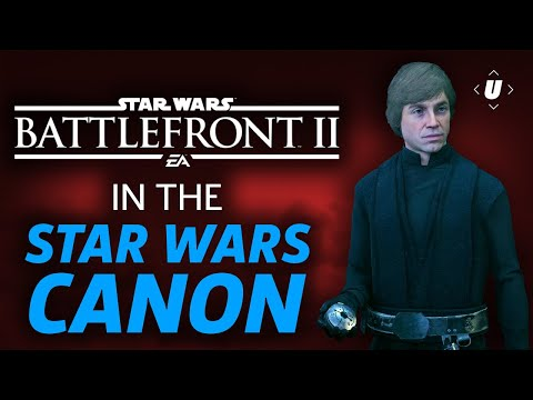 How Star Wars Battlefront 2 Fits Into The Star Wars Canon