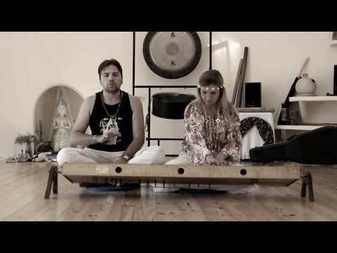 """Himalayan Dreaming"" - Overtone Chant by Oleg Rossiiskii & Iryna Kazachenko"