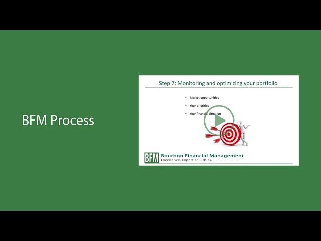 Patrick Bourbon - BFM Process