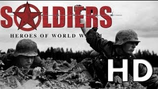 Soldiers Heroes of World War 2 HD gameplay #1