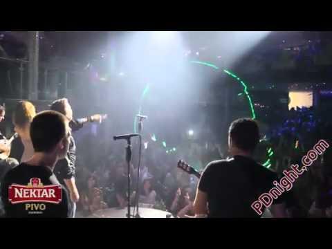 Nedeljko Bajic Baja Night club Ex Yu Prijedor 16 08 2014 2