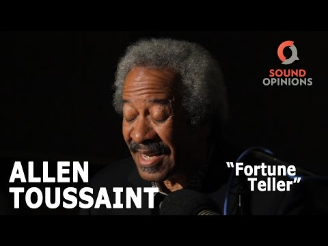 Allen Toussaint - Fortune Teller (Live on Sound Opinions)