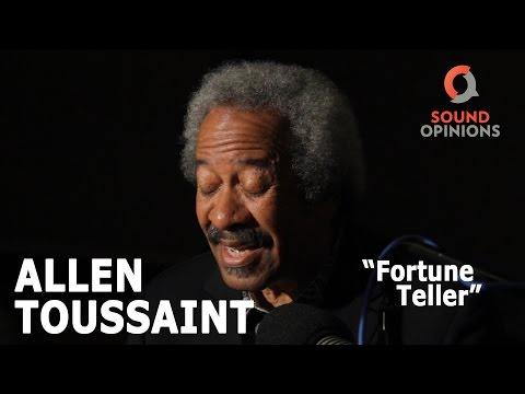 Allen Toussaint - Fortune Teller (Live on Sound Opinions)