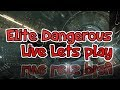 "🔴🔴 ELITE DANGEROUS "" Der gepimpte Killerwal ""🎆 Deutsch Gameplay🎆 🔴🔴"