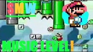 Super Mario World Music Video Special Level! - Linkmon99 Plays