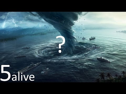 5 Mysteries Of The Pacific Ocean