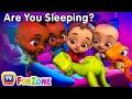 Are You Sleeping? (Dino) | Baby Songs & Dinosaur Rhymes for Kids | ChuChu TV 3D Nursery Rhymes
