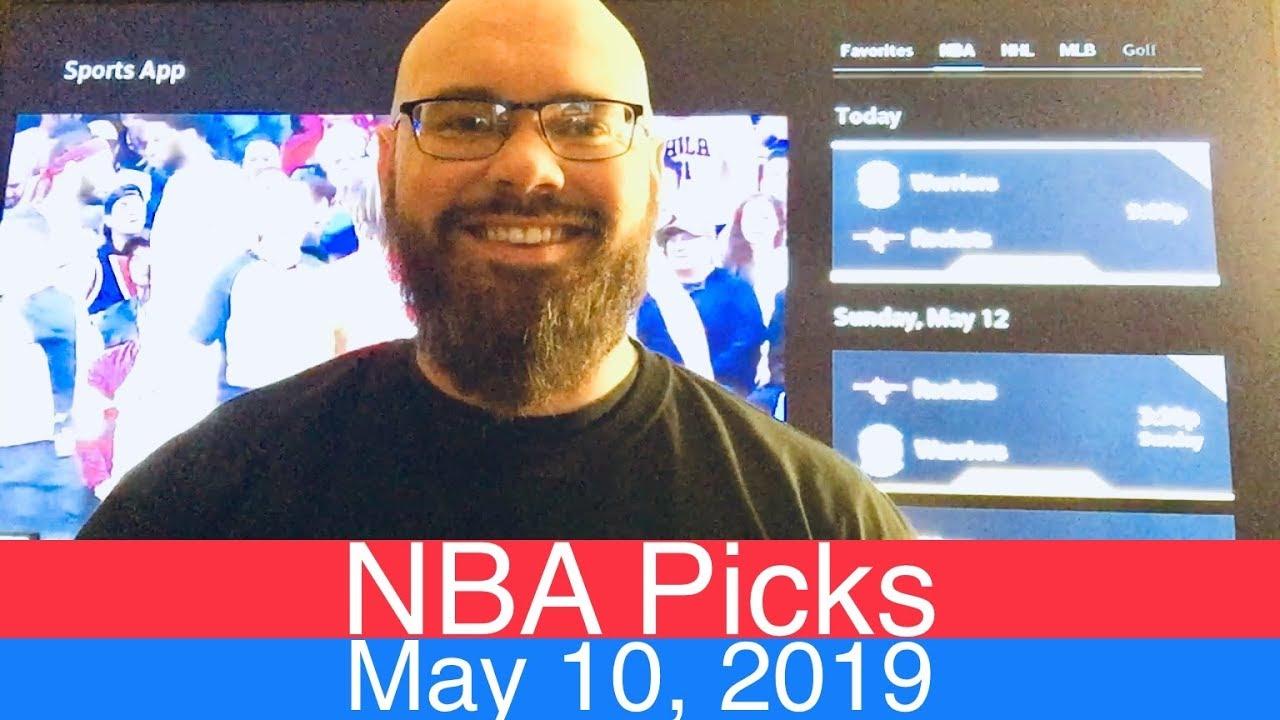 ea0a7788800d NBA Picks (5-10-19)