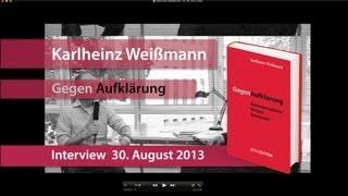 Karlheinz Weißmann: Aufklärung - für die Moderne und den Islam?