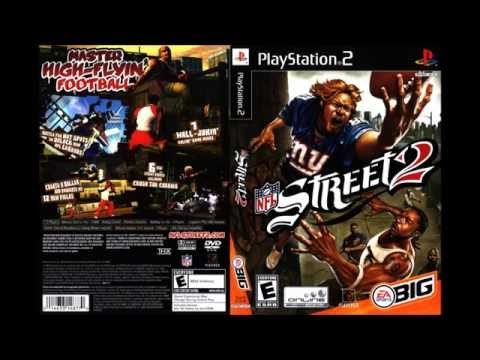 NFL Street 2 [Yung Wun Ft DMX, David Banner, & Lil Flip-Tear It Up [DIRTY] [HD] 2004