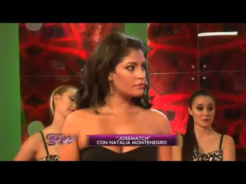 Josematch Internacional Natalia Montenegro